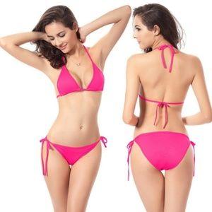 NEW California Dreams Hot Pink Bikini